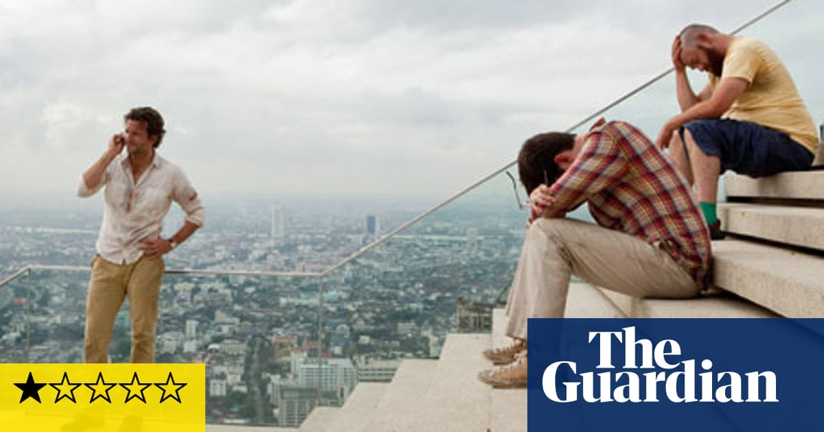 The Hangover Part Ii Review Comedy Films The Guardian
