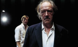 Michael Gambon and Daniel Craig in A Number at the Royal Court in 2002.