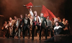 LES MISERABLES notes and queries