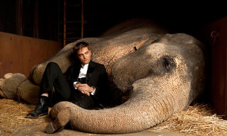 water for elephants review film the guardian