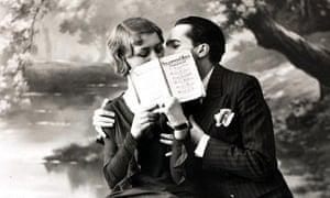 love in literature books the guardian
