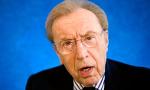 Sir David Frost  Commissioned for the saturday interview