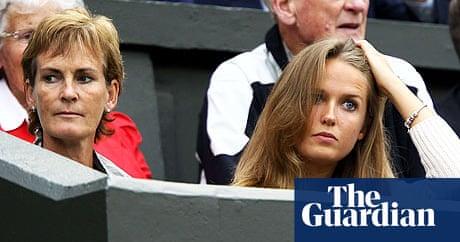 Wimbledon 2011 Boris Becker Questions Andy Murray S Family Values Wimbledon 2011 The Guardian