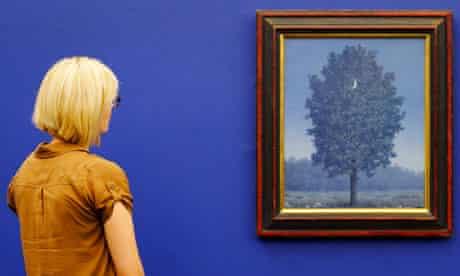 Rene Magritte's September 16th