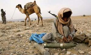 Tribes on the Af-Pak border