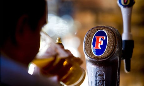 Foster's may be 'Australian for lager' but it is brewed in