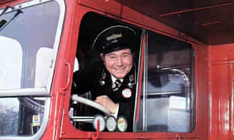 Reg Varney in On the Buses