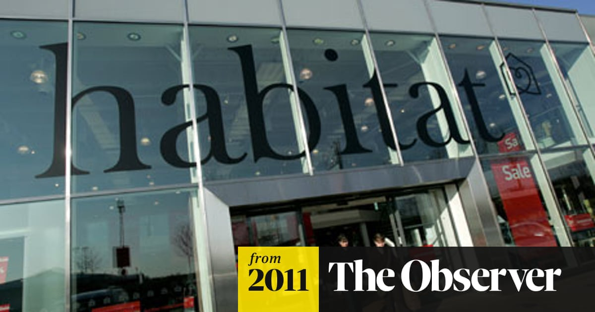 A new era for Habitat … 'How can we trade with three shops