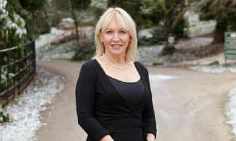 Nadine Dorries, Conservative MP