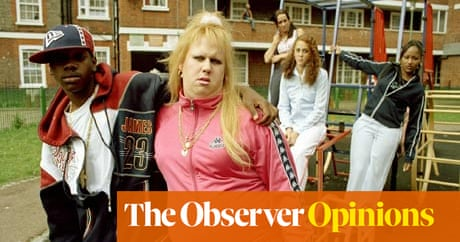 8e276381c07 Carole Cadwalladr examines how chavs have replaced working class people on  Britain s TV