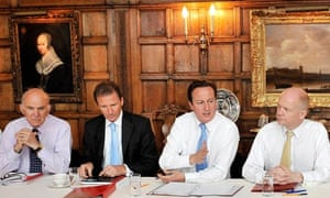 Cameron's cabinet