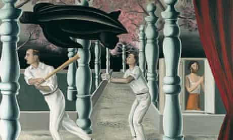 The Secret Player by René Magritte