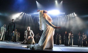 emperor and galillean at the national theatre