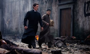 christian bale in the heroes of nanking