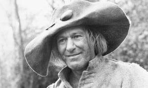 Miles Halliwell in the 1975 biopic Winstanley