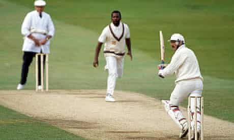 Graham Gooch England v West Indies