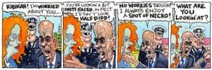 Steve Bell's If... 13.07.2011