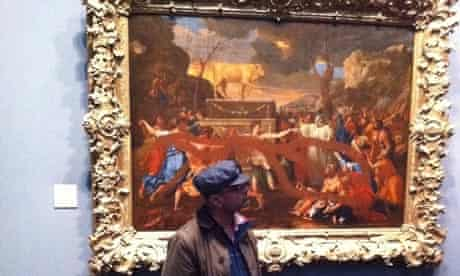 poussin painting