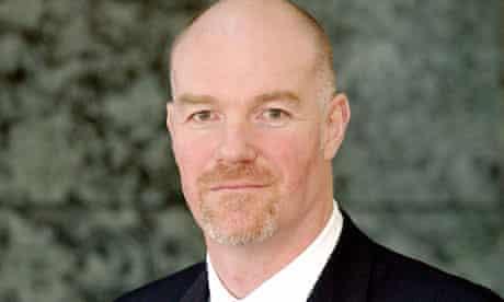 Paddy Harverson