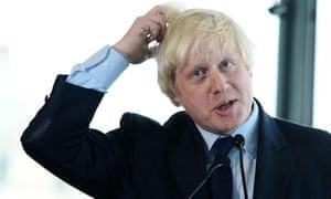 Boris Johnson on phone hacking resignations