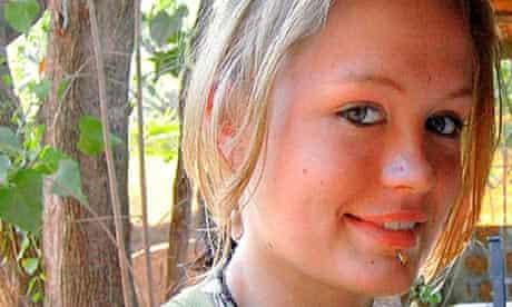 Scarlett Keeling, who was murdered in Goa in 2008