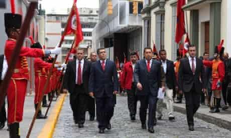 VENEZUELA-CARACAS-CHAVEZ-BOLIVAR
