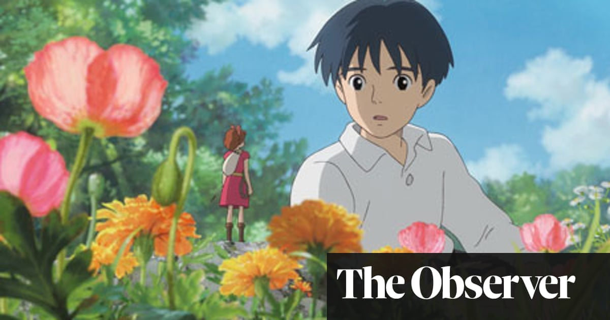 Arrietty – review | Film | The Guardian