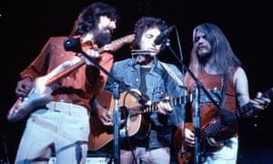 George Harrison and Bob Dylan Concert for Bangladesh 1971