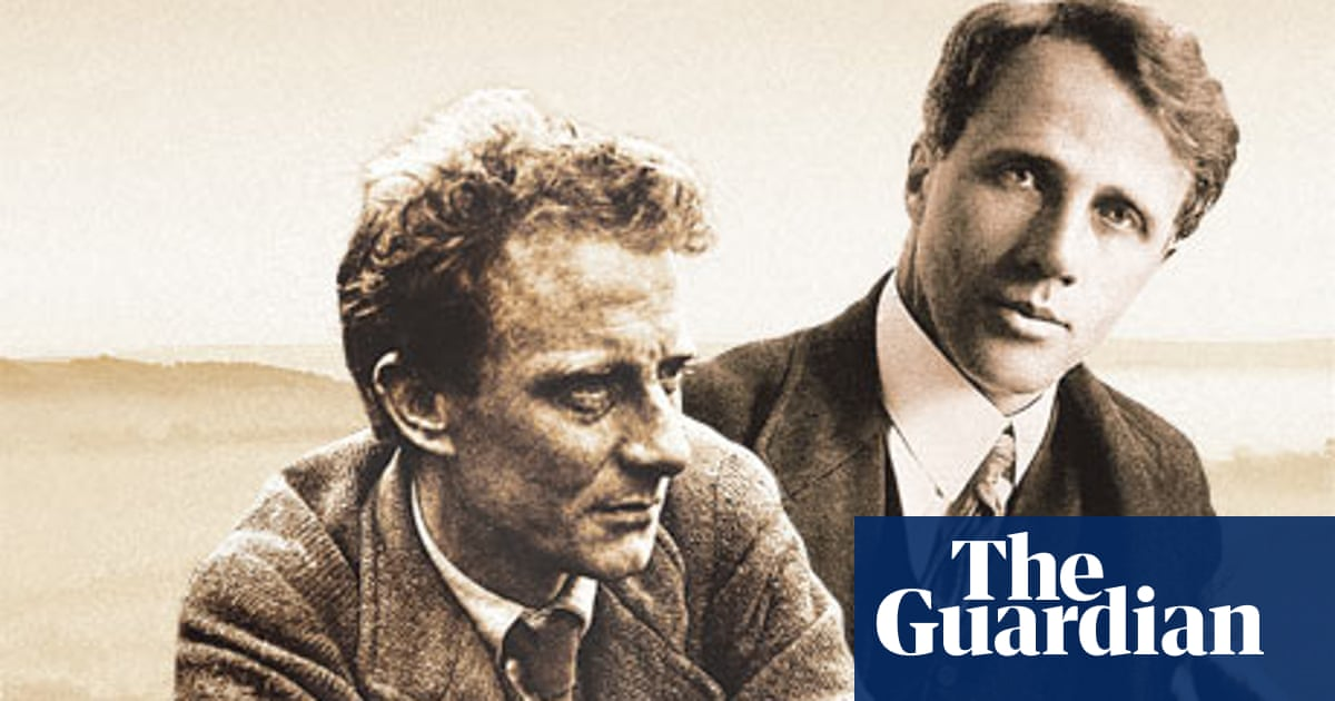 Edward Thomas, Robert Frost and the road to war | Books