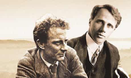 Edward Thomas and Robert Frost