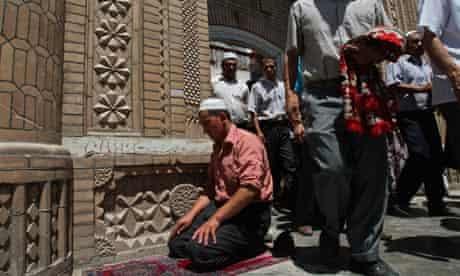Kashgar violence