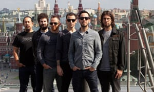 Linkin Park We Re Famous But We Re Not Celebrities