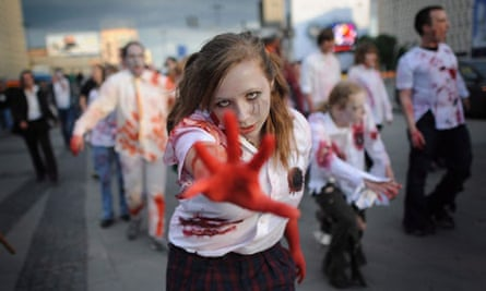 Zombie Walk warsaw