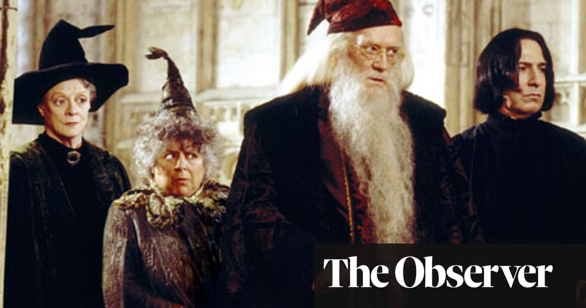 Harry Potter and the A-Z of magic | Film | The Guardian