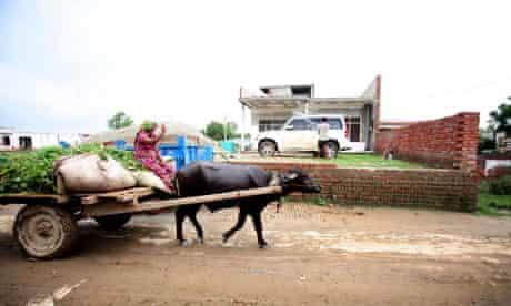 Narangpura house and SUV