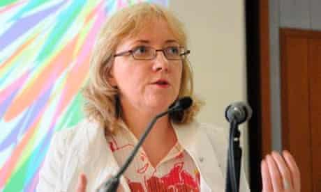 Slovenian sociologist Renata Salecl