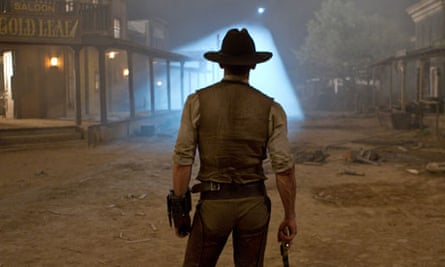 Cowboys and Aliens film still