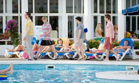 Inbetweeners movie film still
