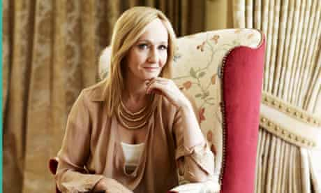 jk rowling in who do you think you are?