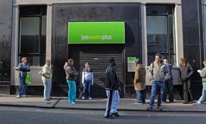 Latest Figures Show UK Unemployment Has Risen Above 2 Million