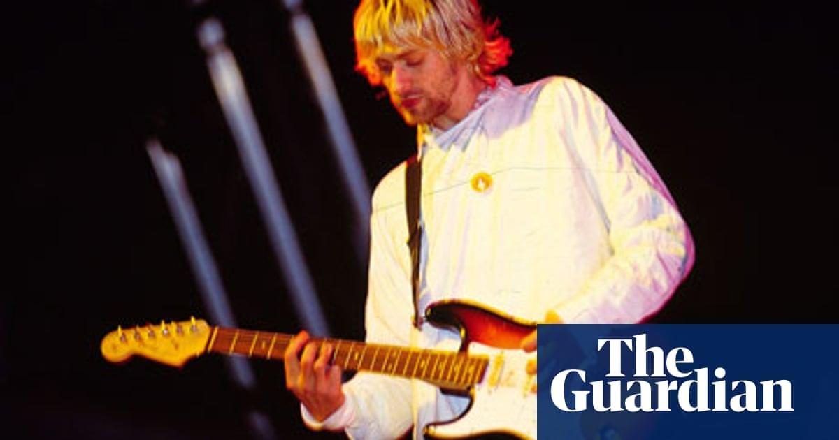 030e52655be Ten myths about grunge, Nirvana and Kurt Cobain | Music | The Guardian