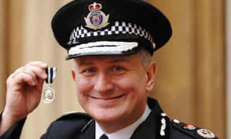 Cleveland police chief constable Sean Price