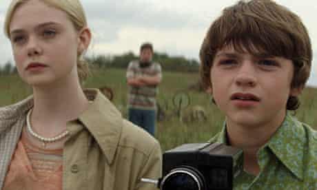 Super 8 film still