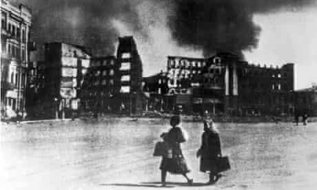 Stalingrad, Russia 1942