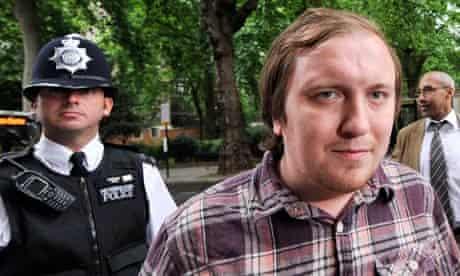 Murdoch attacker prison term cut