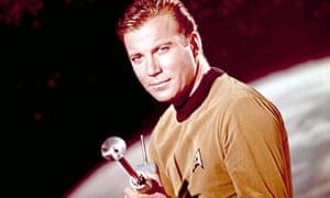 STAR TREK captain kirk charlie brooker