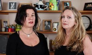 Amanda Bean and Polly Cook