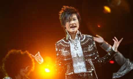 """Super Girl Voice"" Winner Li Yuchun"
