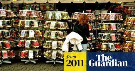 Romanians seize Dutch tulips   World news   The Guardian