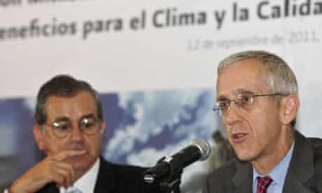 Climatic change ministerial meeting